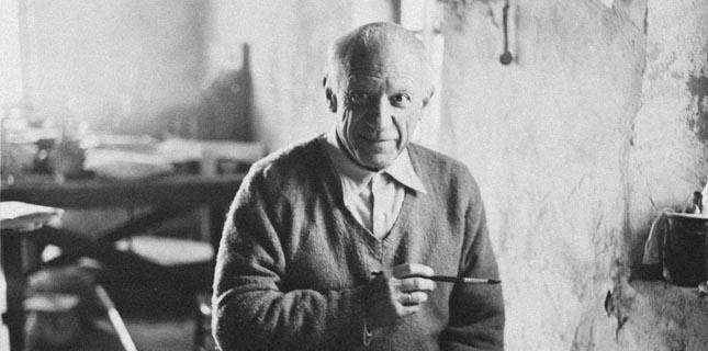 """Pablo Picasso. Suite Vollard"""