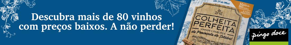 Pingo Doce - Vinhos de Setúbal