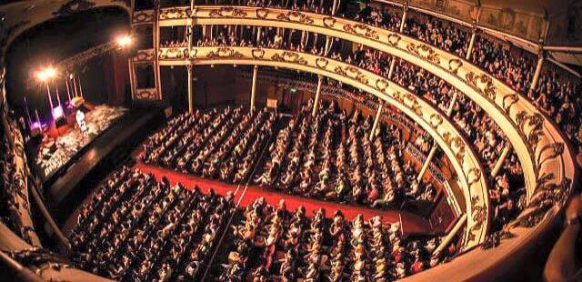 Hasta pública para venda do Teatro Sá da Bandeira no dia 30 de maio