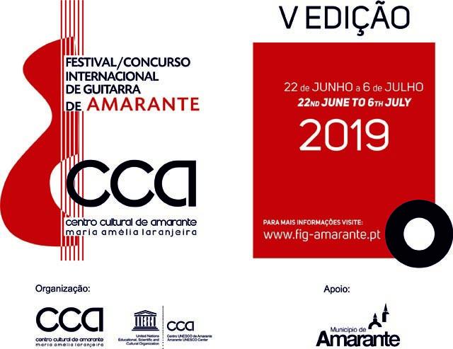 Passatempo V Festival Internacional de Guitarra de Amarante?