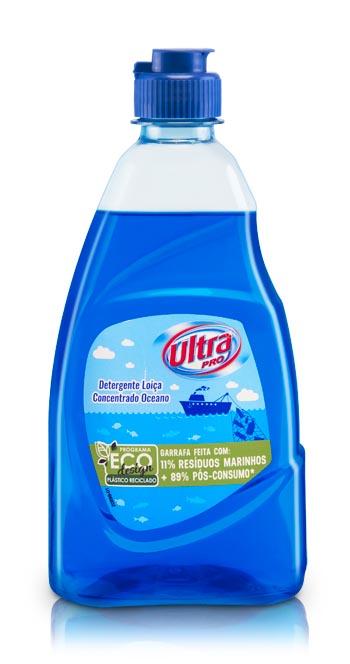 Pingo Doce lança detergente com embalagem de plástico dos oceanos