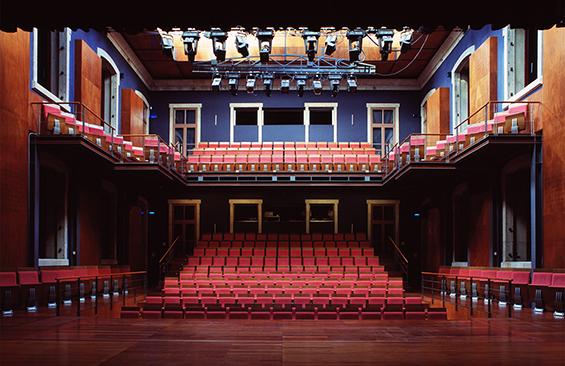 Marat Sade, Teatro Helena Sá e Costa