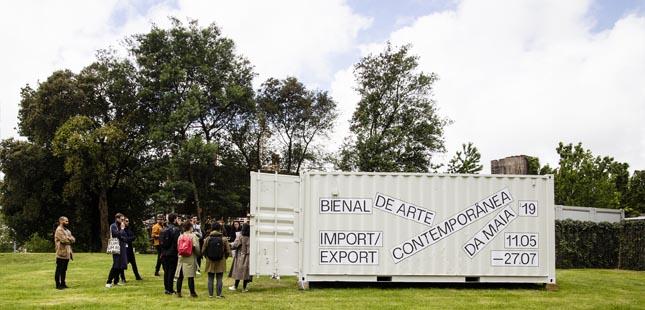 8.ª Bienal de Arte Contemporânea da Maia promove última visita guiada gratuita