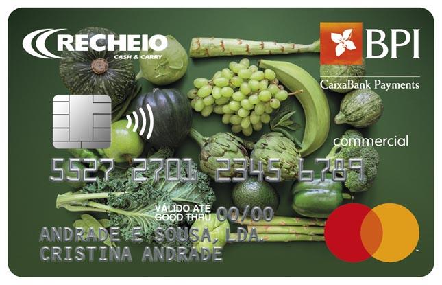 BPI e Recheio lançam cartão de crédito para canal HoReCa e retalho tradicional