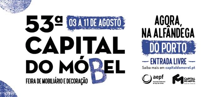 Capital do Móvel no Porto