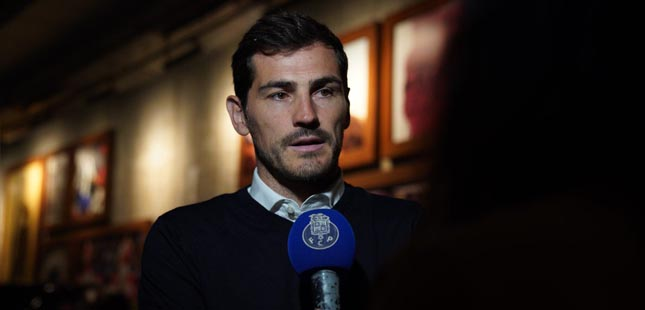 Casillas integra staff diretivo da equipa de futebol do FC Porto
