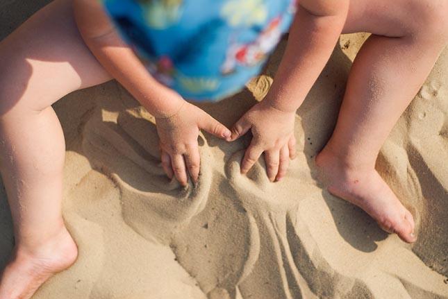 Insolação: proteja os mais pequenos dos perigos do sol