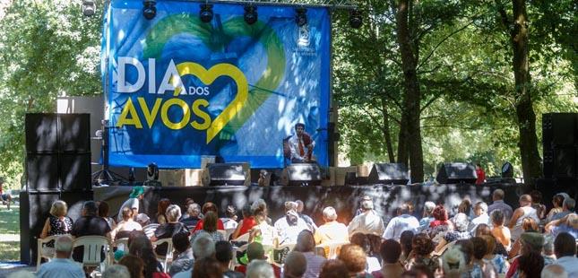 Santo Tirso celebra Dia dos Avós no Parque Sara Moreira