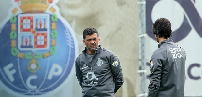 FC Porto regressa ao trabalho