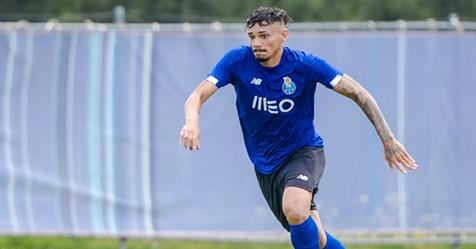 FC Porto defrontou o Varzim na sessão matinal