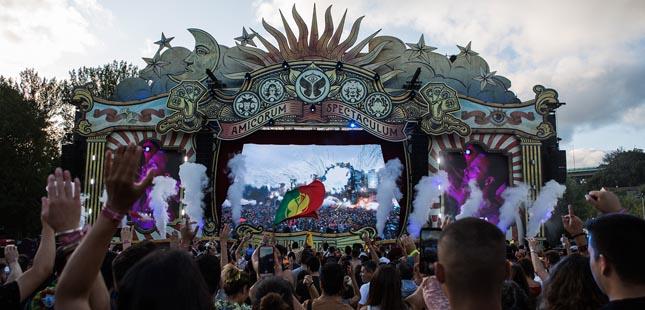 """Unite with Tomorrowland Porto proporcionou """"dia mágico"""" a 15 mil pessoas"""