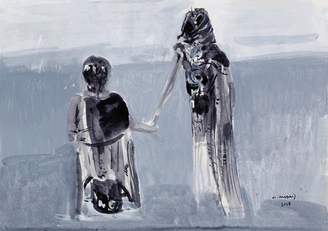 'Metamorfoses da Humanidade' de Graça Morais chega ao Museu Soares dos Reis