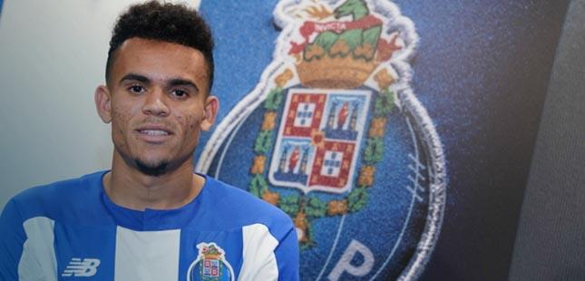 Luis Díaz anunciado como reforço do FC Porto