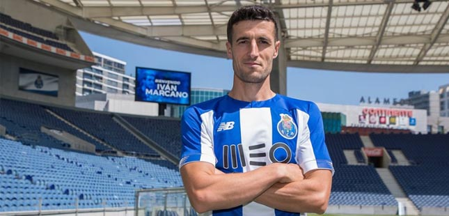 Marcano de regresso ao FC Porto