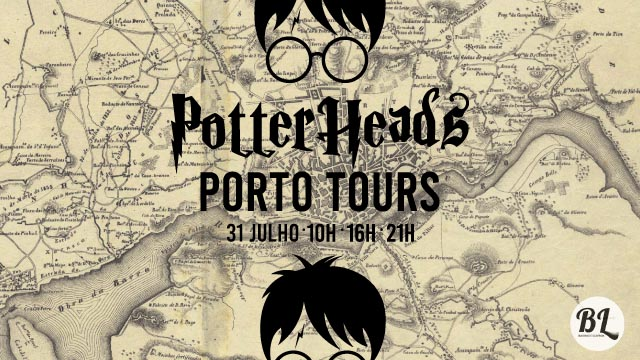 Visitas guiadas pelo Porto no aniversário de Harry Potter