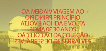 Obras de Serralves em exposição no Terminal de Cruzeiros e na Câmara do Porto