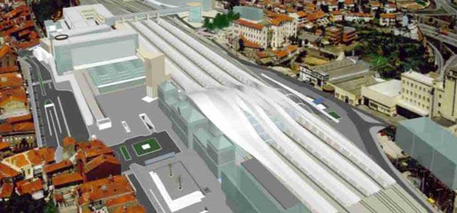 Tribunal de Contas dá luz verde ao Terminal Intermodal de Campanhã e Túnel da Baixa
