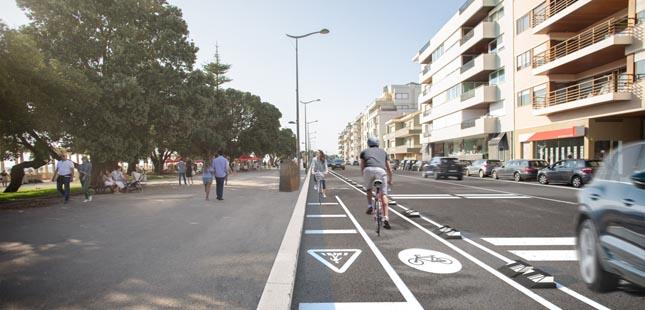 Obras nas avenidas do Brasil e de Montevideu, no Porto, criam novo esquema de mobilidade