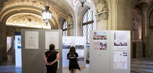 Propostas para Monte Pedral em exposição na Câmara do Porto