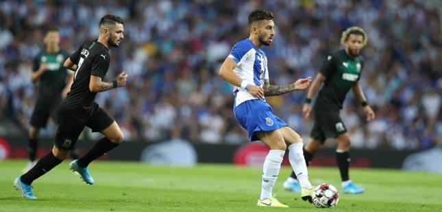 FC Porto eliminado da Liga dos Campeões