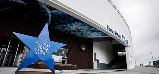 """Museu FC Porto esgota bilhetes para """"Rota do Dragão"""" e """"Dar Letra à Música"""""""