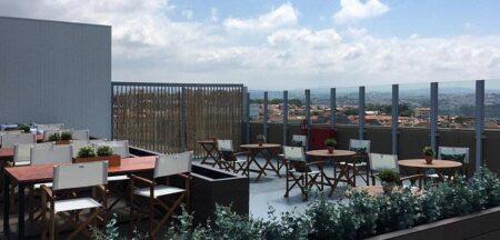 ViaCatarina Shopping inaugura o maior rooftop da cidade do Porto