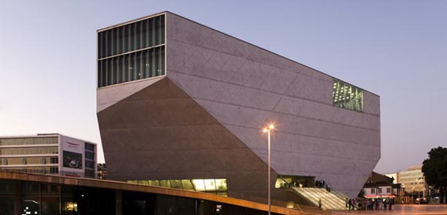 Casa da Música: mais de sete milhões de visitantes em quase 15 anos