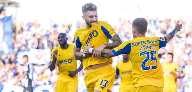FC Porto vence Portimonense