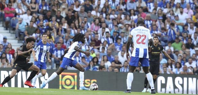 FC Porto vence Vitória de Guimarães