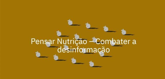 Faculdade de Nutrição do Porto quer combater desinformação sobre alimentação