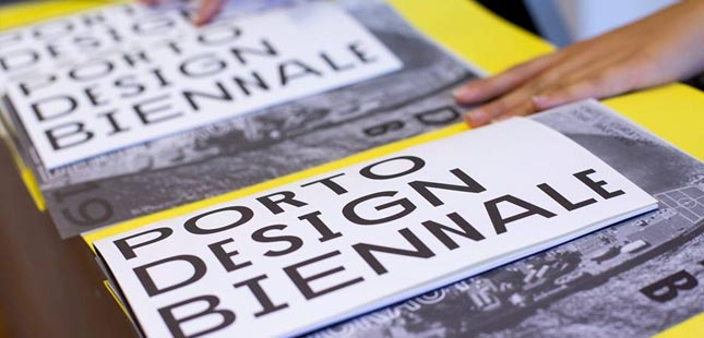 Biennale de Design leva a Matosinhos exposições, workshops e debates em torno do Design