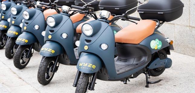 Serviço de Scooter Sharing entre Porto e Matosinhos