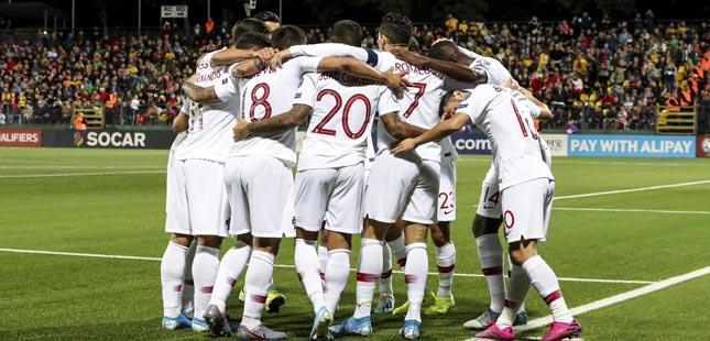 Portugal goleia a Lituânia por 5-1