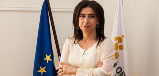 Alexandra Bento reeleita Bastonária da Ordem dos Nutricionistas