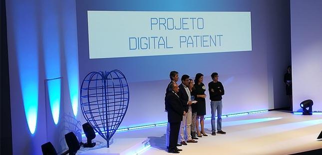 Projeto Digital Patient do São João vence prémio HINTT 2019