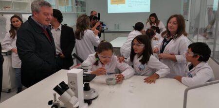 Escola Ciência Viva de Gaia recebeu os primeiros alunos