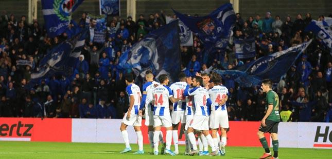 FC Porto vence Coimbrões e segue em frente na Taça de Portugal