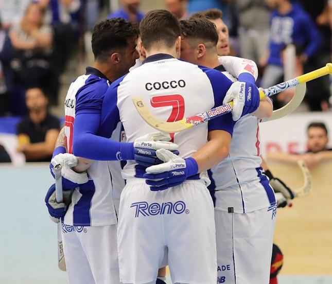 Passatempo Hóquei em Patins: FC Porto Fidelidade – HR Clube Monza