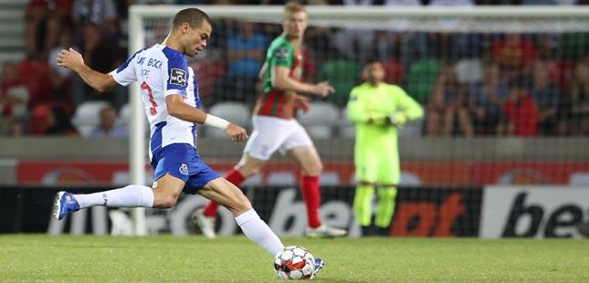 FC Porto empata na Madeira