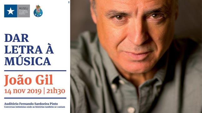 """João Gil no """"Dar Letra à Música"""""""