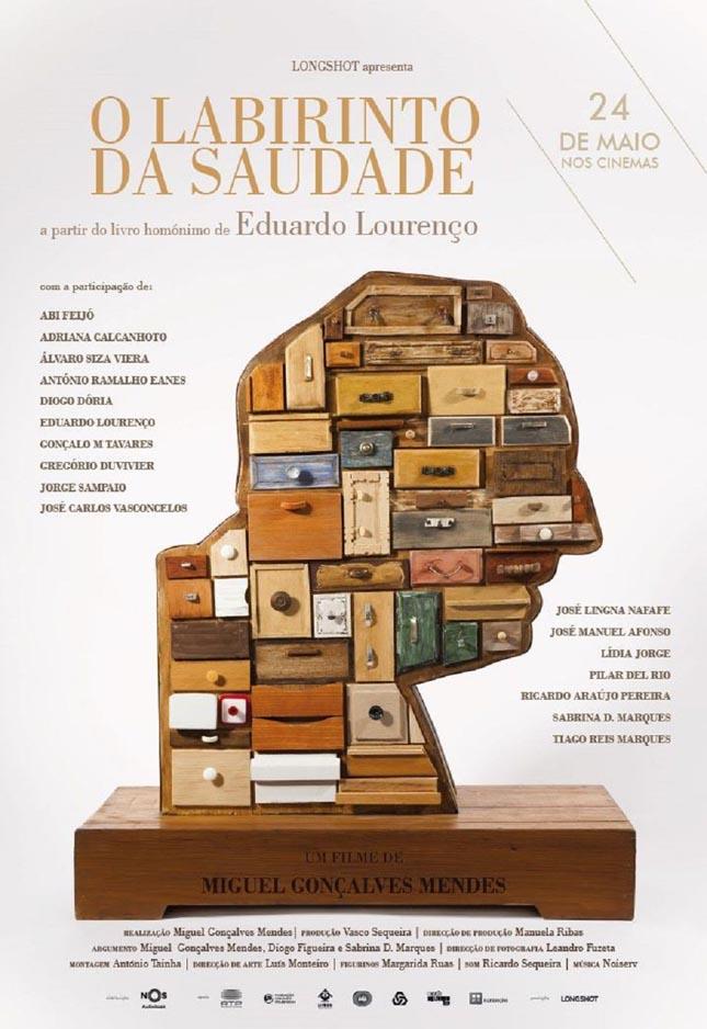 """""""O Labirinto da Saudade"""" nomeado para Melhor Filme Ibero-Americano"""
