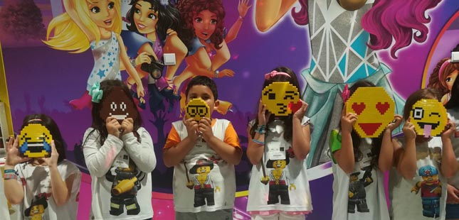 Lego Fun Factory do Mar Shopping Matosinhos é a que recebe mais crianças na Península Ibérica