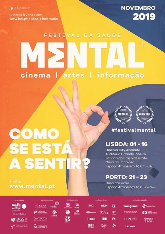 3ª edição do Mental – Festival de Saúde Mental