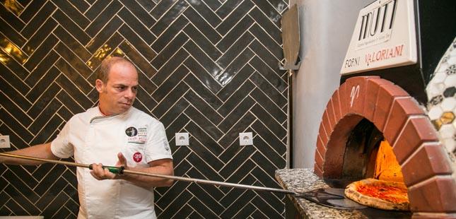 """Pizaria Muti traz para o Porto reconhecimento mundial da """"Verace Pizza Napoletana"""""""