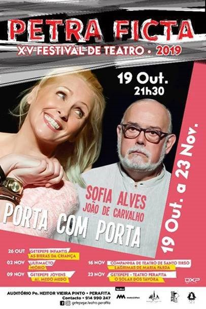 """Festival de Teatro """"PETRA FICTA"""""""