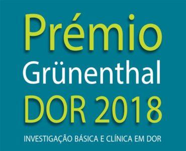 Fundação Grünenthal premeia projetos de investigadores nacionais na área da dor