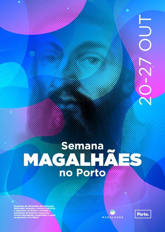 Semana Magalhães no Porto