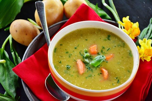 Alimentos que previnem o aparecimento de constipações