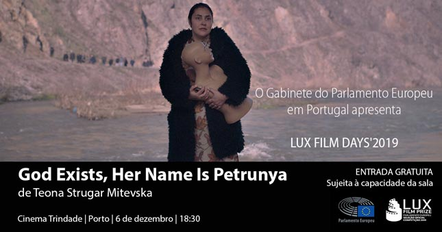 Lux Film Days no Cinema Trindade