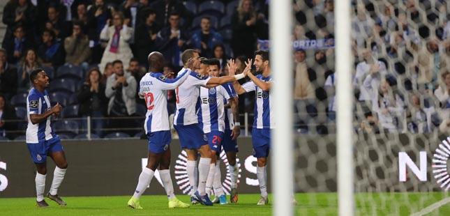 FC Porto vence Desportivo das Aves